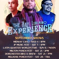 The Ray Liriano Experience
