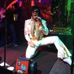 Chris Bishop Elvis Tribute Artist