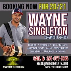 Wayne Singleton & Same Ol 2 Step