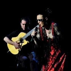 Martirio y Raúl Rodriguez