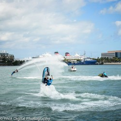 Jet Ski freestyle Shows - Book Freestyle show with Typhoon Tommy