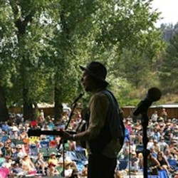 Rocky Mountain Folks Festival 2017 - Songwriter Showcase