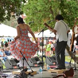 Lowell Folk Festival 2017