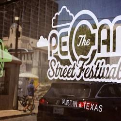 2017 Fall Pecan Street Festival