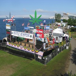 2018 Seattle Hempfest