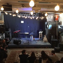 PLAY: Secret Loft Concert Series: Indie Rock (Nov/Dec)