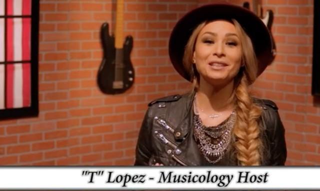 CONTENT: Musicology - TV (CA)