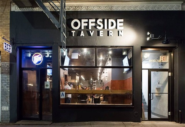 PLAY: The Offside Tavern (NY) Spring/Summer