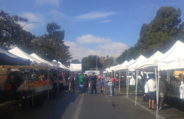 PLAY: South Gate Farmers' Market (LA) - May