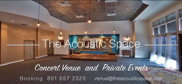 PLAY: The Acoustic Space: May (UT)