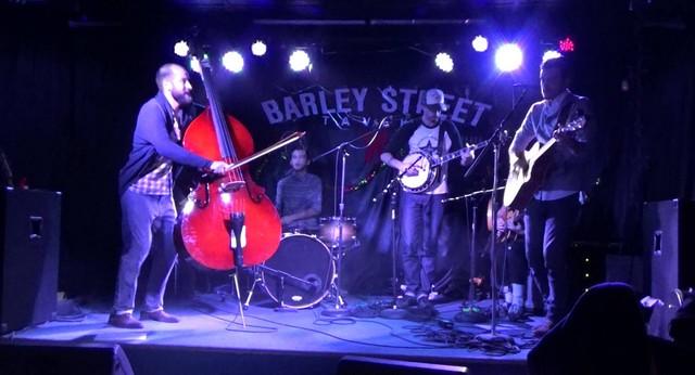 PLAY: Barley Street (NE) May