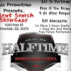 PLAY: Halftime Sports Bar and Grill (Georgia) - June
