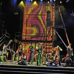PLAY: Historic Paramount Theatre- Summer (MN)