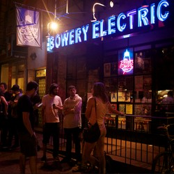 PLAY: Bowery Electric Map Room - NYC (Summer)