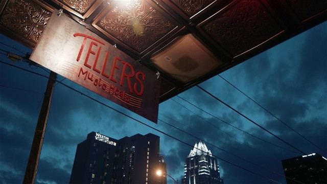 PLAY: Tellers in Austin (Summer)