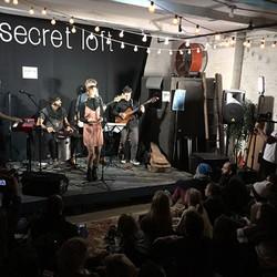 PLAY: Secret Loft - Poetry/Readings/Spoken Word (Summer)