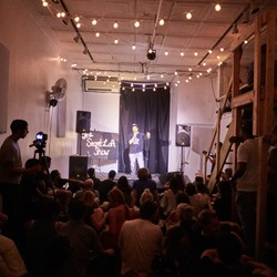 PLAY: Secret Loft - Poetry/Readings/Spoken Word (Summer)