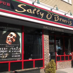 PLAY: WEMF Presents at Sally O'Briens in Somerville, MA (Summer)