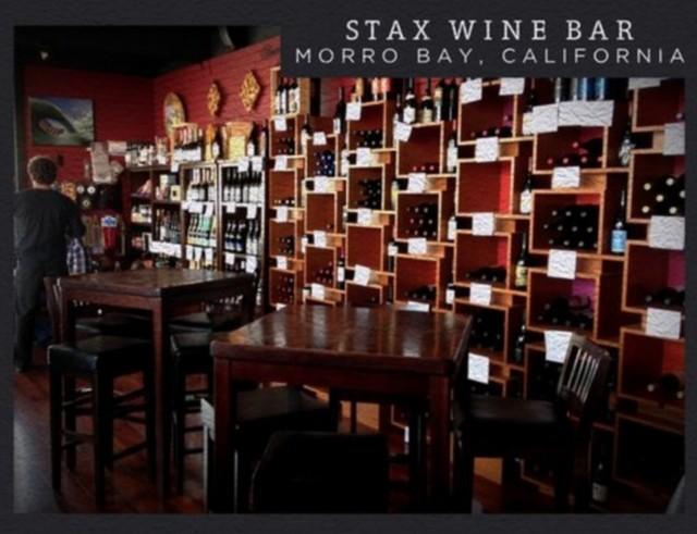 PLAY: STAX Wine Bar (CA) - Fall