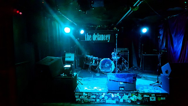 PLAY: The Delancey - NYC (Fall/Winter)