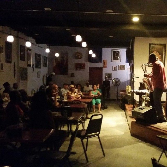 PLAY: Jazz at Alice (CT) (Fall/Winter)