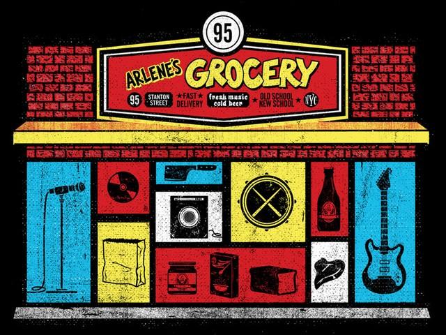 PLAY: Arlene's Grocery - NYC (Fall/Winter)