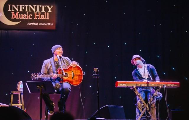 PLAY: Infinity Music Hall (CT) - Winter