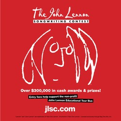 CONTEST:  John Lennon Songwriting Contest - 2019 NAMM Show