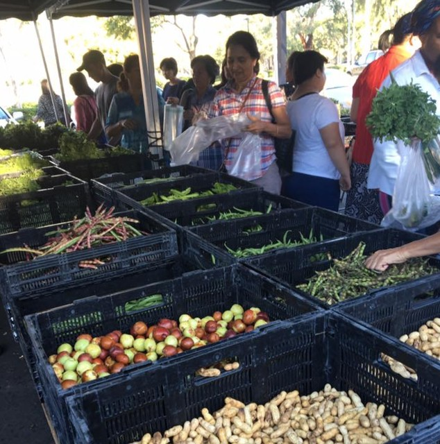 PLAY: Farmers' Market at Cerritos (LA) Winter/Spring