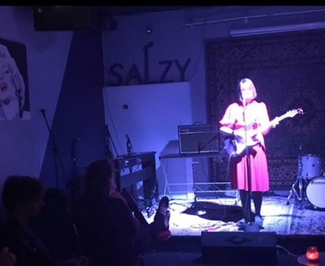 PLAY: Salzy Bar (NYC) Winter/Spring