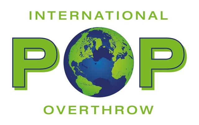 PLAY: 2019 International Pop Overthrow - Stockholm, Sweden