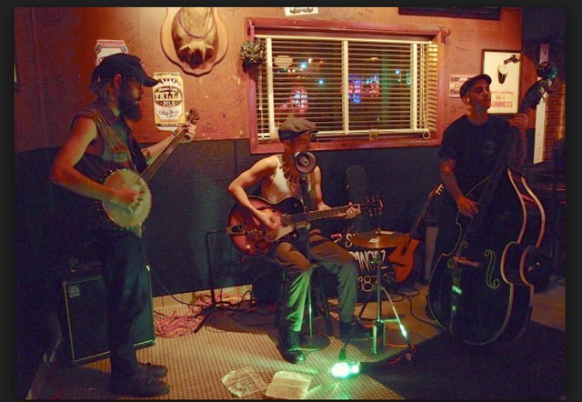PLAY: The Tattooed Moose (SC) Winter/Spring
