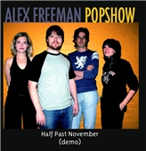Alex Freeman Popshow