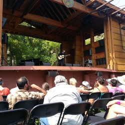 Rocky Mountain Folks Festival - Songwriter Showcase 2014