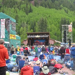 Telluride Bluegrass Festival - Troubadour Competition 2015