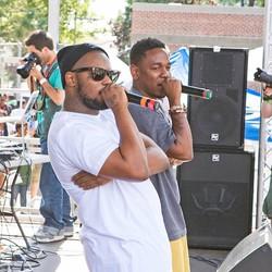 2015 Brooklyn Hip-Hop Festival