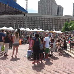 FESTIVAL:  11th Annual Boston GreenFest