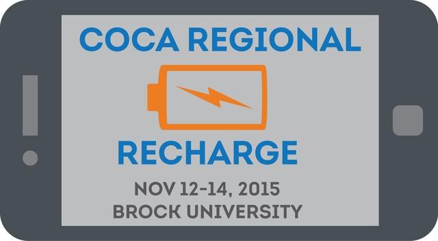 2015 COCA Central Regional Conference at Brock University