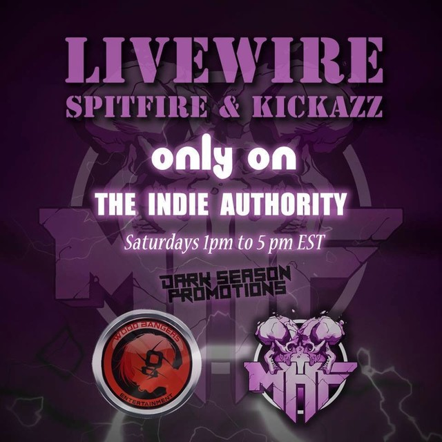 Airplay for your Songs and Videos on Livewire with LadySpitfire and Kickazz (Fall 2016)