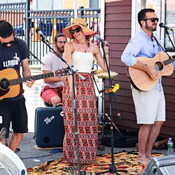 PLAY: SoWa Unplugged Music Series in Boston, MA