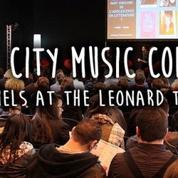 CONFERENCE: 2018 Electric City Music Conference