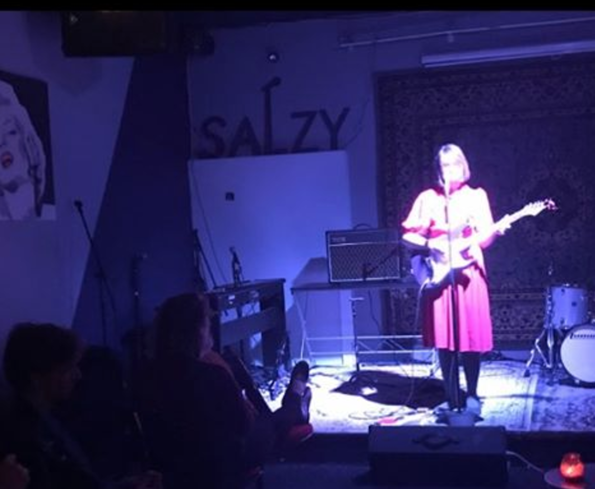 PLAY: Salzy Bar (NYC) - Summer