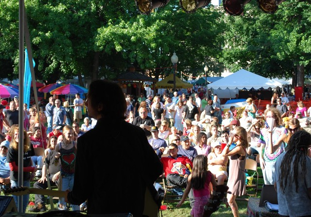 PLAY: 2020 Party In The Park Concert Series (OH)