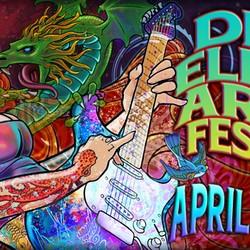 2018 Deep Ellum Arts Festival