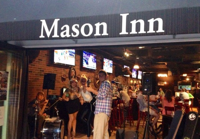PLAY: Mason Inn (DC) - Summer/Fall