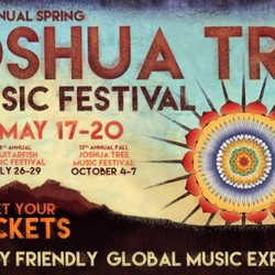 FEST: Fall Joshua Tree Music Festival (CA)