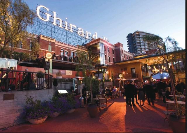 PLAY: Ghirardelli Square (CA)