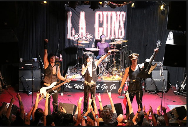PLAY: The Iconic Whisky A Go-Go in Hollywood, CA - Fall