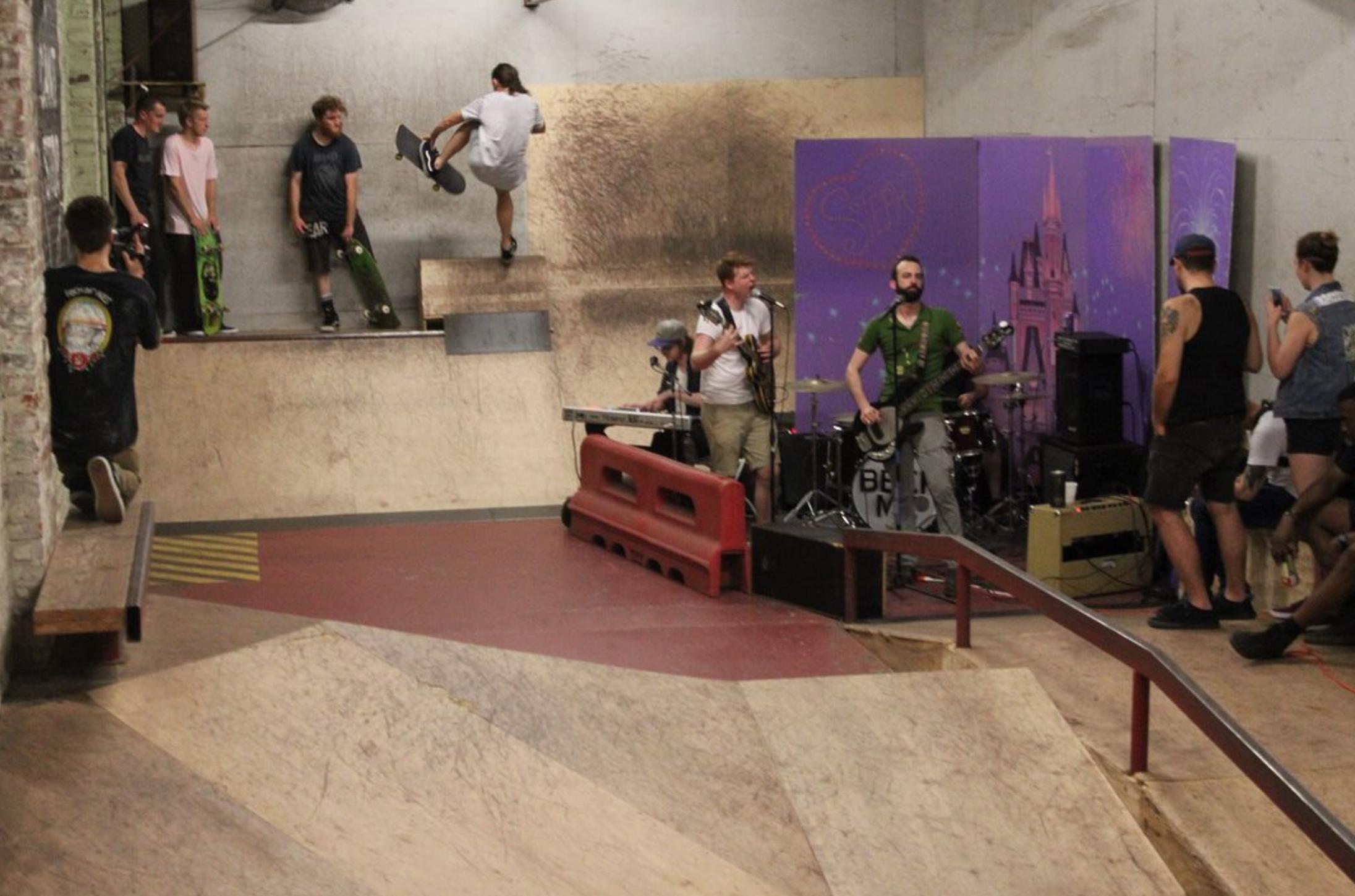 PLAY: Skate the Foundry (PA)