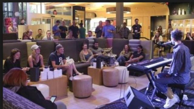 PLAY:  W XYZ Lounge (OR) Summer/Fall